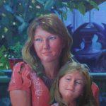 Janine and Hazel