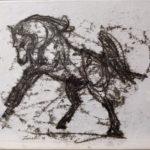 Playful Mustang (Black)