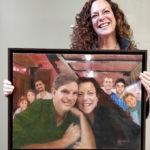 Terri, Rob and family