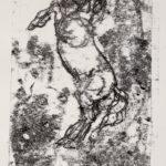 Upright Horse